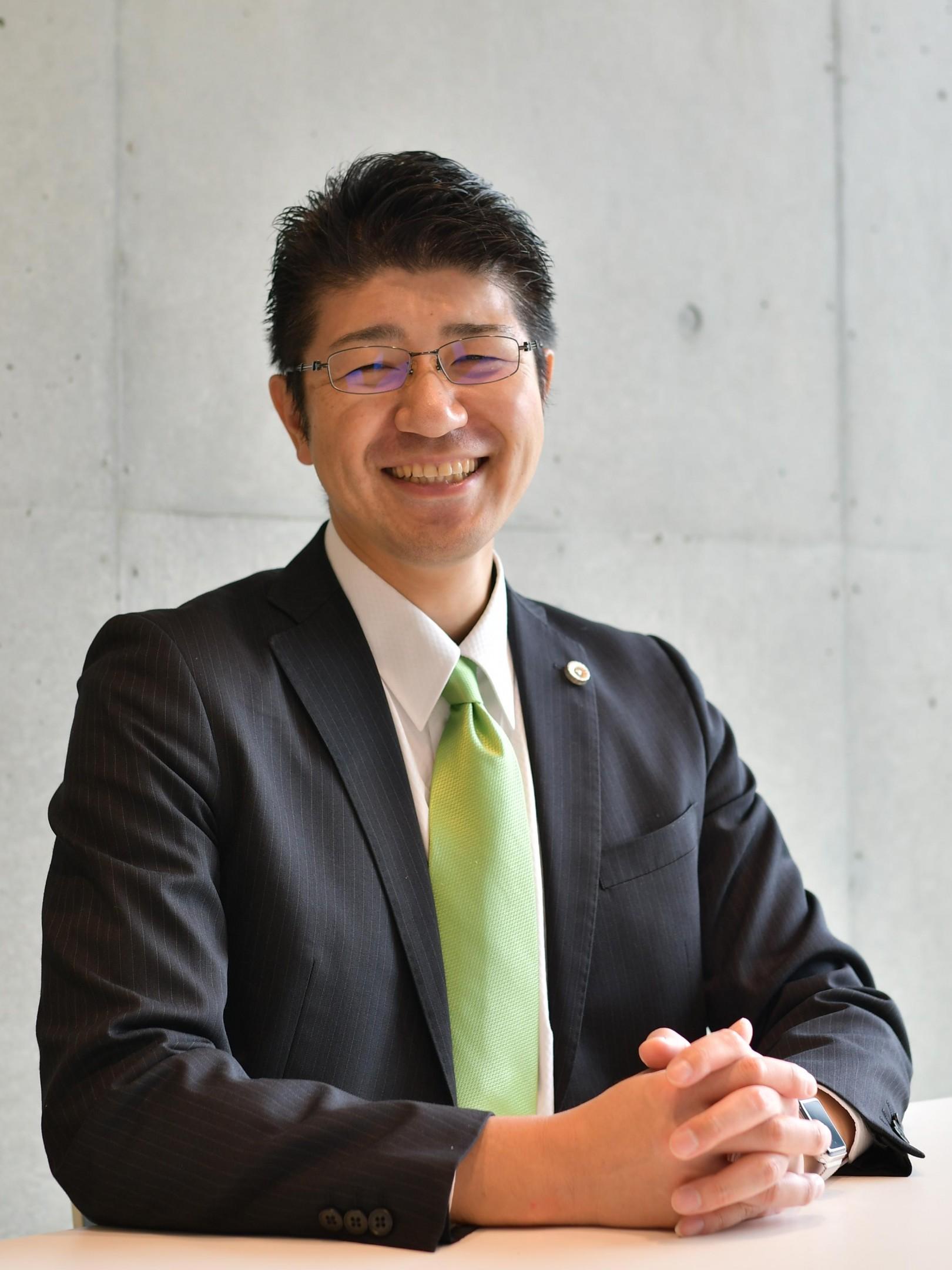 仲松 大樹弁護士