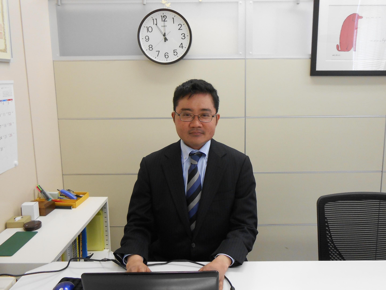 鐘ケ江 啓司弁護士