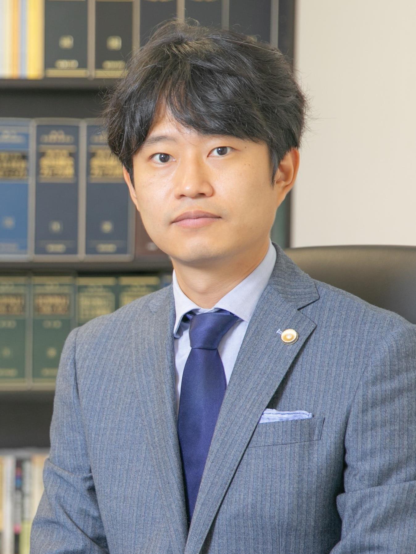 竹中 翔弁護士
