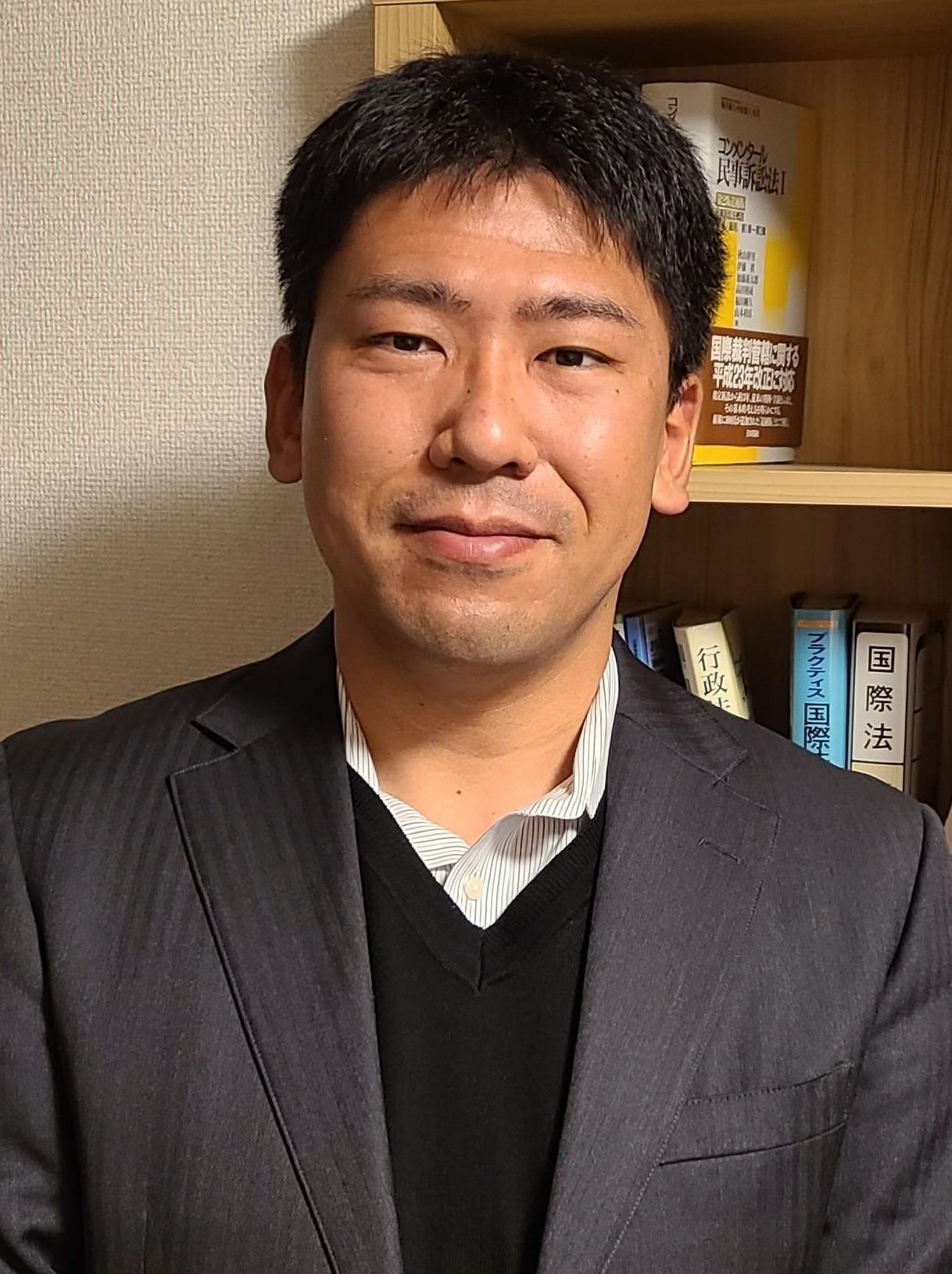目代 雄三弁護士