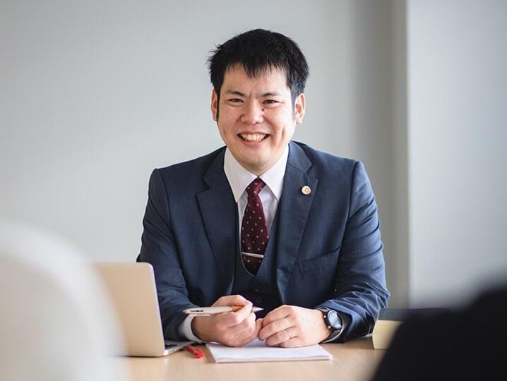 小原 将裕弁護士