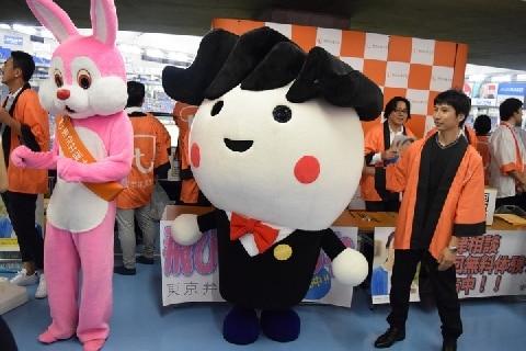 東京弁護士会が東京ドームで広報イベント「法的トラブルにあう前に、知っておいて」